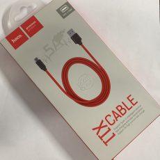 Кабель HOCO. X11 Type-C (original!) Charging Data Cable с функцией быстрой зарядки 5 Ампер!