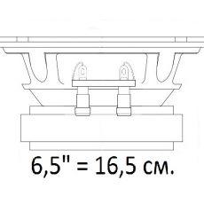 Эстрада 6,5 дюймов (16,5 см)