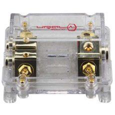 Распределитель (дистрибьютор) с возможностью установки предохранителей типа ANL URAL (Урал) PB-DB04ANL