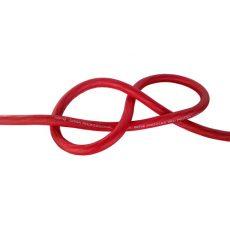 Силовой кабель красный 0AWG омедненный алюминий.