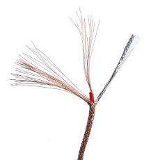 Межблочный кабель моно RCA – RCA в нарезку Ural (Урал) RCA-PB01 цена за 10 см