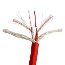Межблочный кабель 2RCA – 2RCA (в нарезку без разъемов) Ural (Урал) RCA-PB02