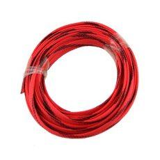 Высококачественная оплетка типа «змеиная кожа» URAL (Урал) WP-DBRCA 8GA RED