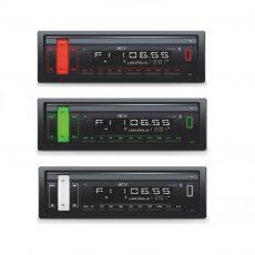 Автомобильная магнитола цифровой ресивер ACV AVS-914BM 1 DIN (Мультицвет) переходник EURO в подарок